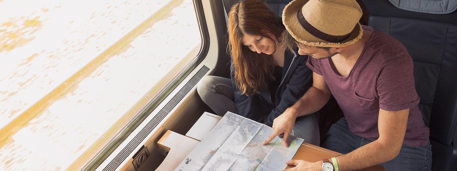 Der Interrail Global Pass ist ab 208 Euro erhältlich. Die DiscoverEU-Tickets sind dagegen nicht nur kostenlos, sondern auch bis zu 30 Tage gültig.