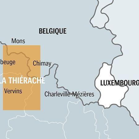 La Thiérache, ein Landstrich im Norden Frankreichs.