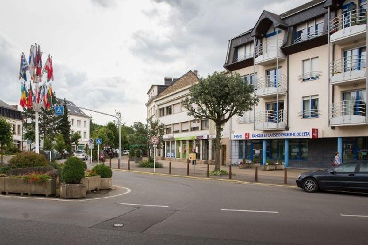 Wenn die Tour de France 2017 in Mondorf startet, wären die Straßen in dem Ort sicher nicht mehr so leer wie auf diesem Foto.