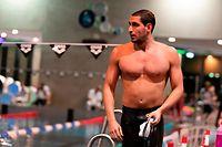 Raphael Stacchiotti / Schwimmen, Wintermeisterschaften 25m Becken / 16.11.2019 / Aquasud, Oberkorn / Foto: Christian Kemp