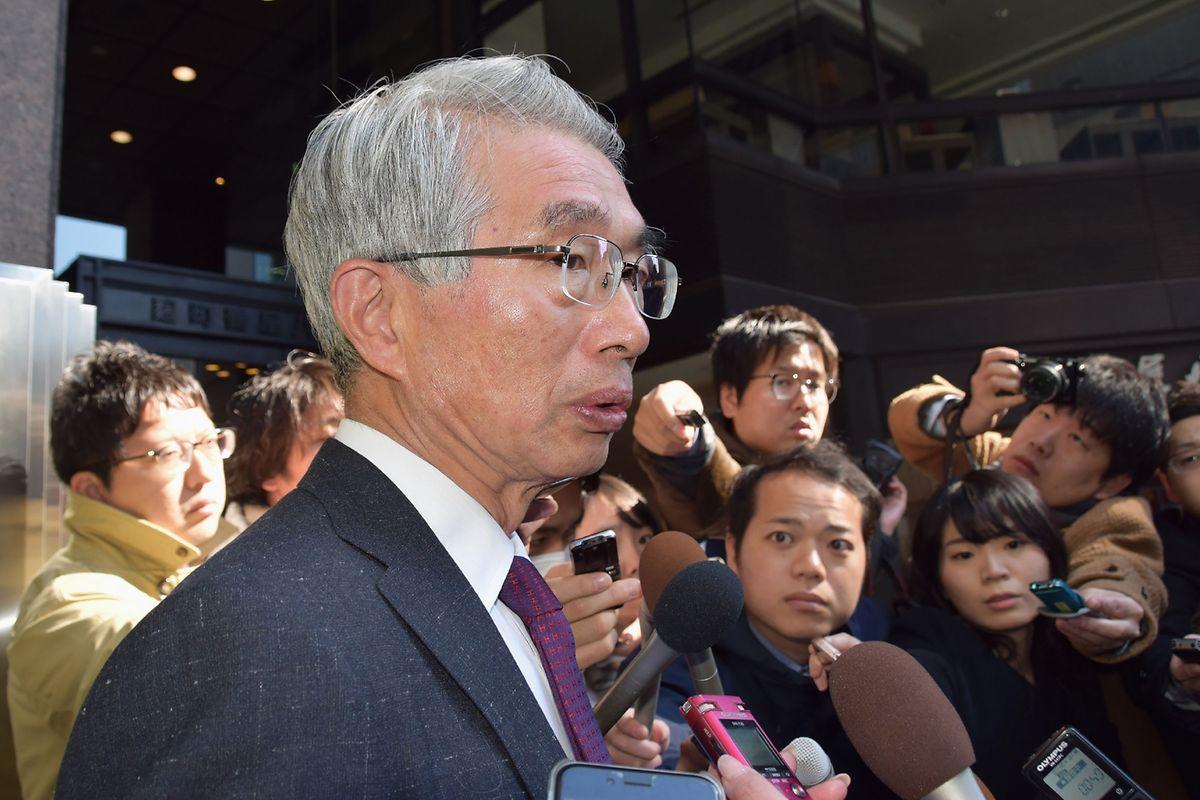 Junichiro Hironaka, der Anwalt von Ghosn, zeigte sich nach der erneuten Festnahme entsetzt.
