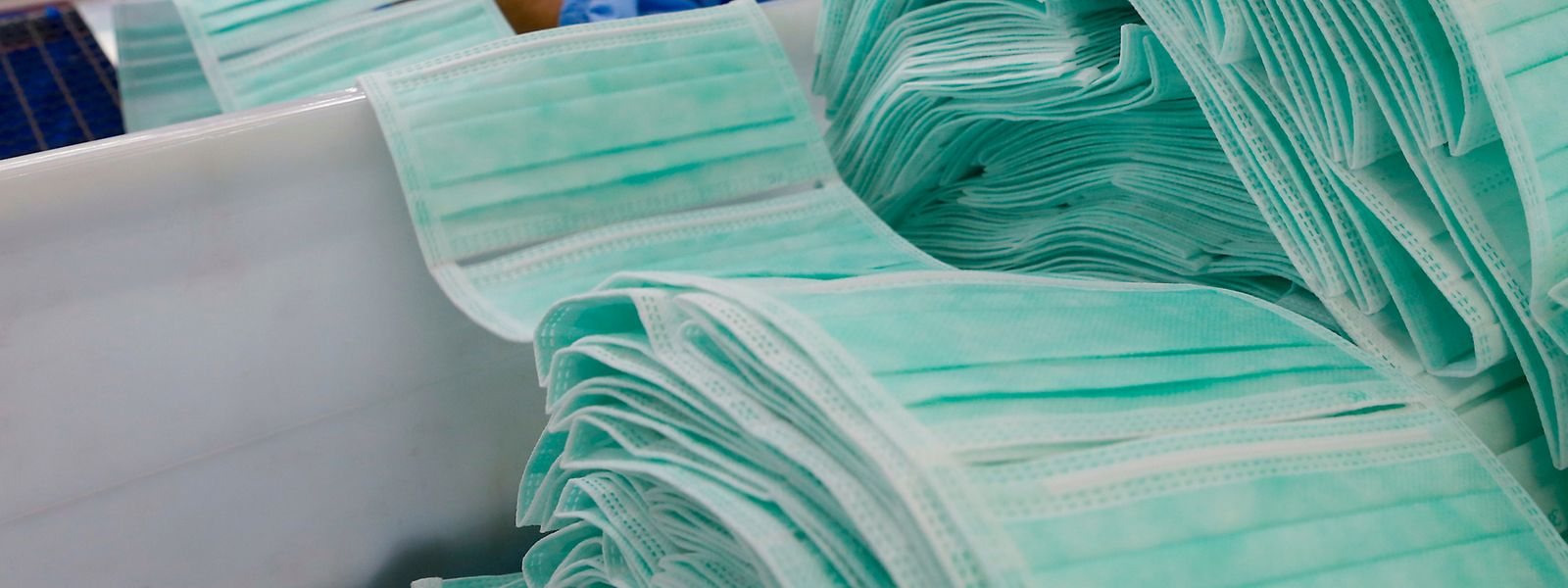 Le ministère de la Santé n'a pas précisé le nombre de masques défectueux