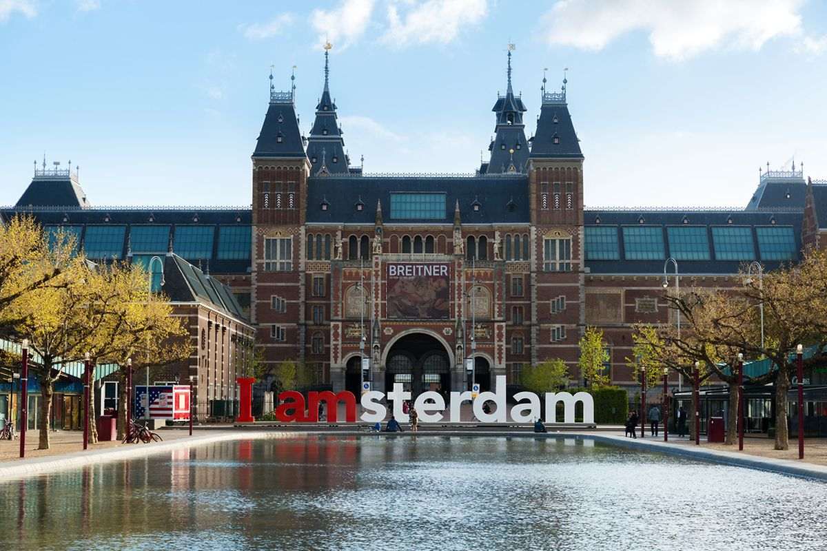 The Rijksmuseum Amsterdam (Shutterstock)