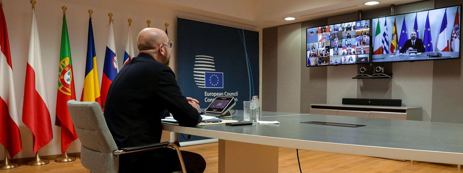 EU-Ratschef Charles Michel