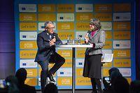 Luxtimes, Nicolas Schmit citizens dialogue, Foto: Lex Kleren/Luxtimes