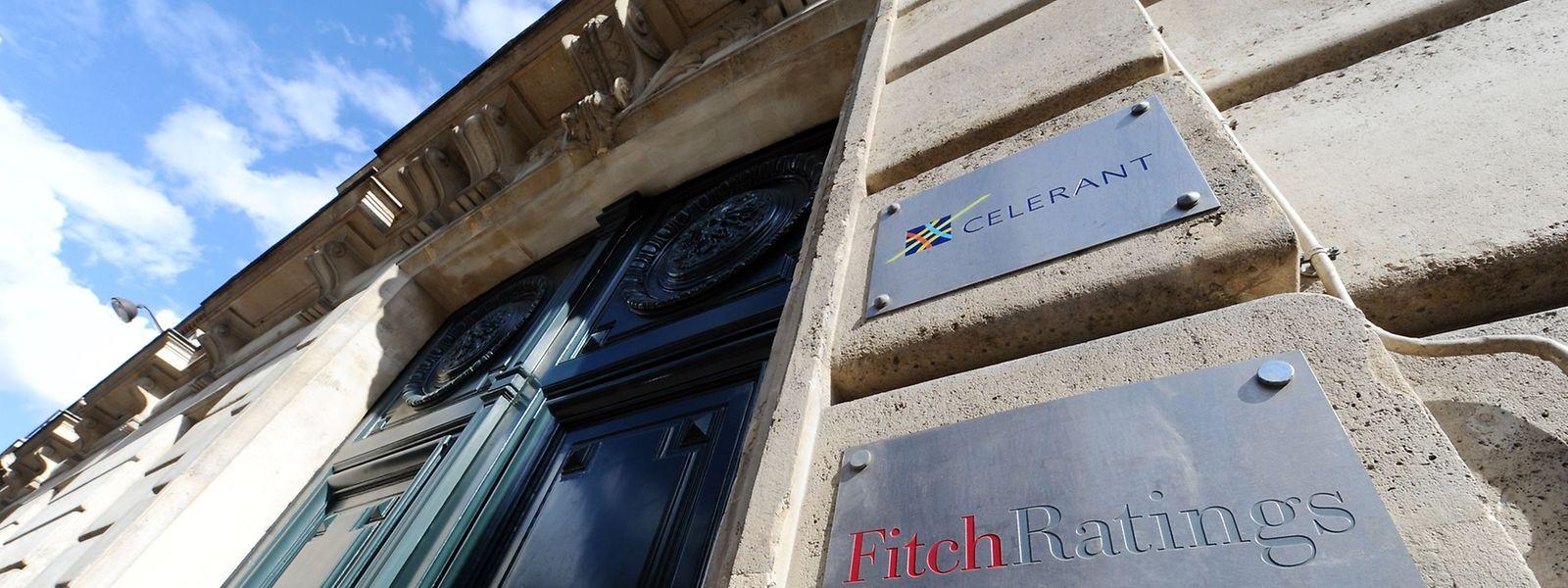 Fitch lobt Luxemburgs niedrige Staatsschulden.