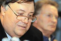 Henri Roemer a été président de la FLF et du FC Wiltz notamment.
