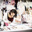 Sabrina Kaufmann gibt ihre Mangas am liebsten im Selbstverlag heraus.