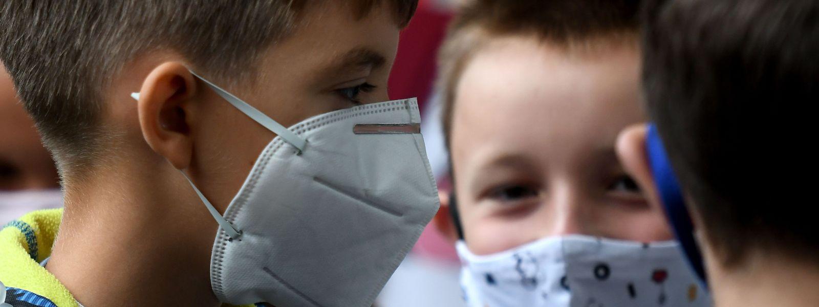 Ce syndrome inflammatoire multisystémique pédiatrique (MIS-C) touche des enfants entre 8 et 17 ans.