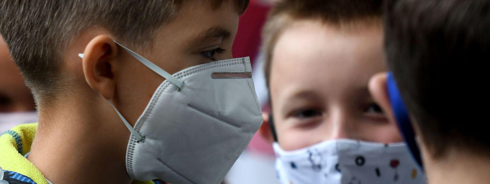 Le doute plane, à ce jour, sur les effets de la nouvelle souche du virus sur les plus jeunes. Ce qui pousse la direction de la Santé au Luxembourg à se montrer très prudente sur la question.