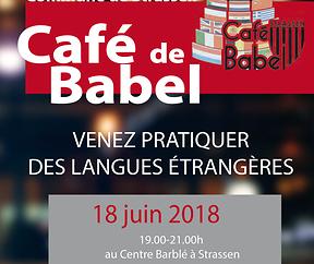 Café des langues (Café de Babel)