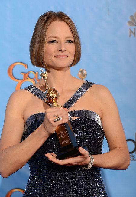 Jodie Foster a été récompensée du prix du Meilleur second rôle.