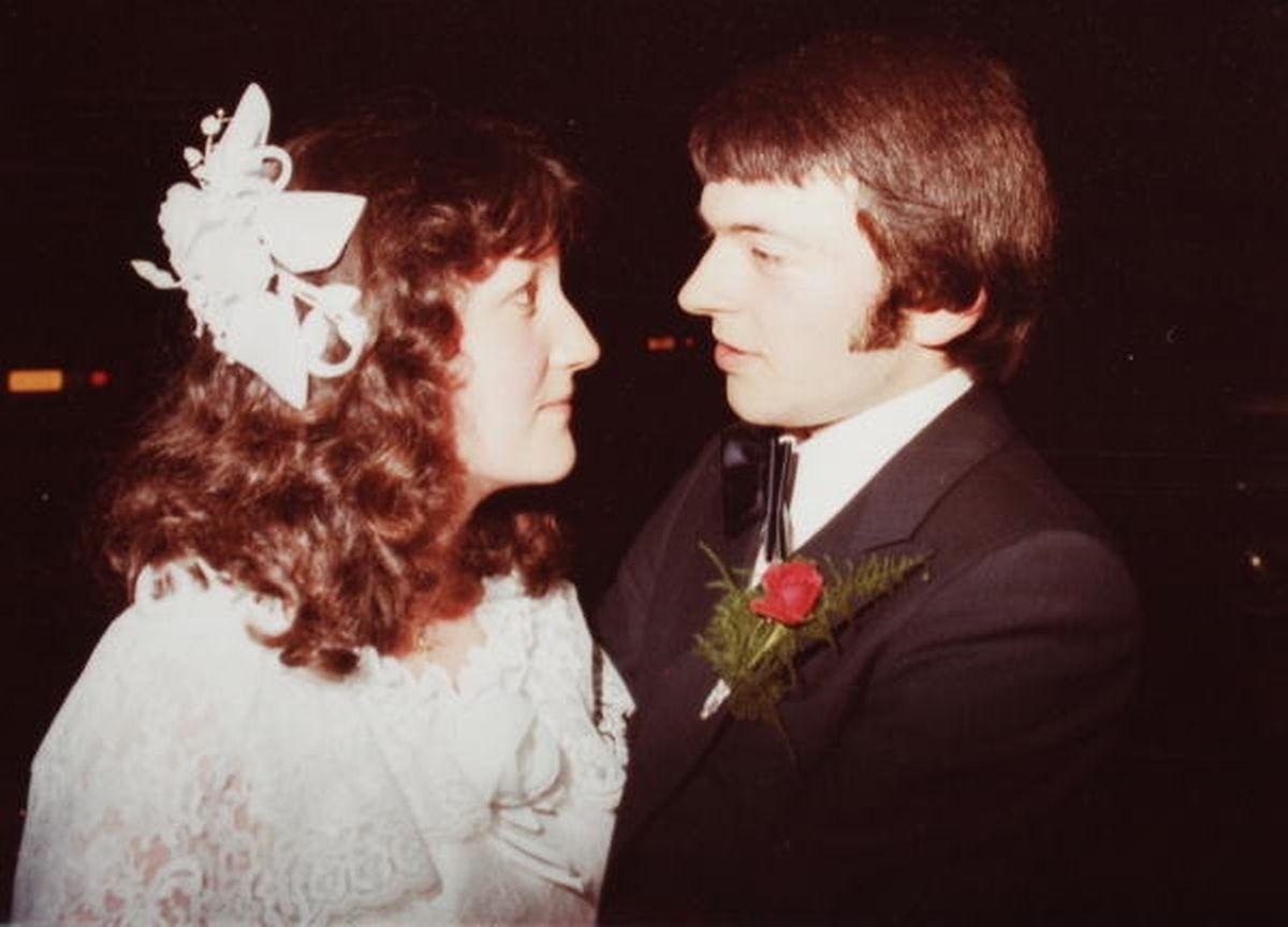 Das Paar lernte sich auf einem Kirmesball in Petingen kennen.