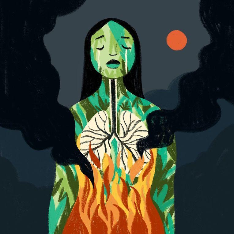 Ilustração de Giovana Medeiros.