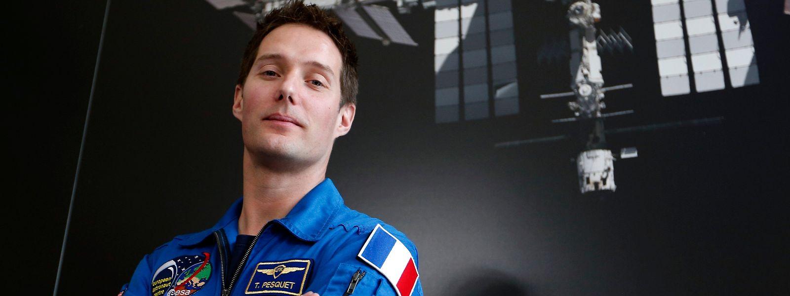 A 42 ans, l'astronaute français effectuera sa seconde rotation à bord de l'ISS.