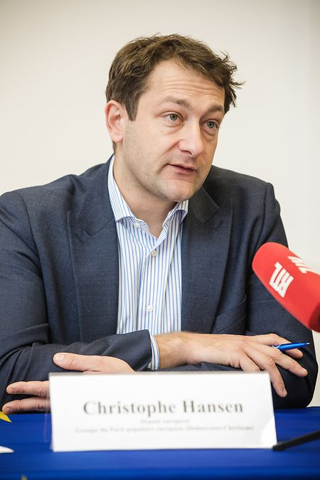 Christophe Hansen (CSV)