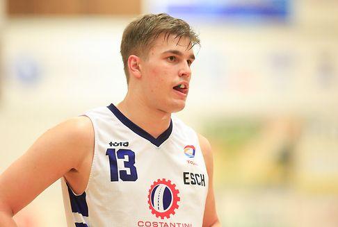 Ben Kovac verstärkt Basket Esch