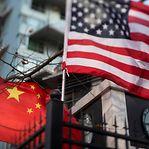Economia chinesa abranda em novembro com guerra comercial com os EUA