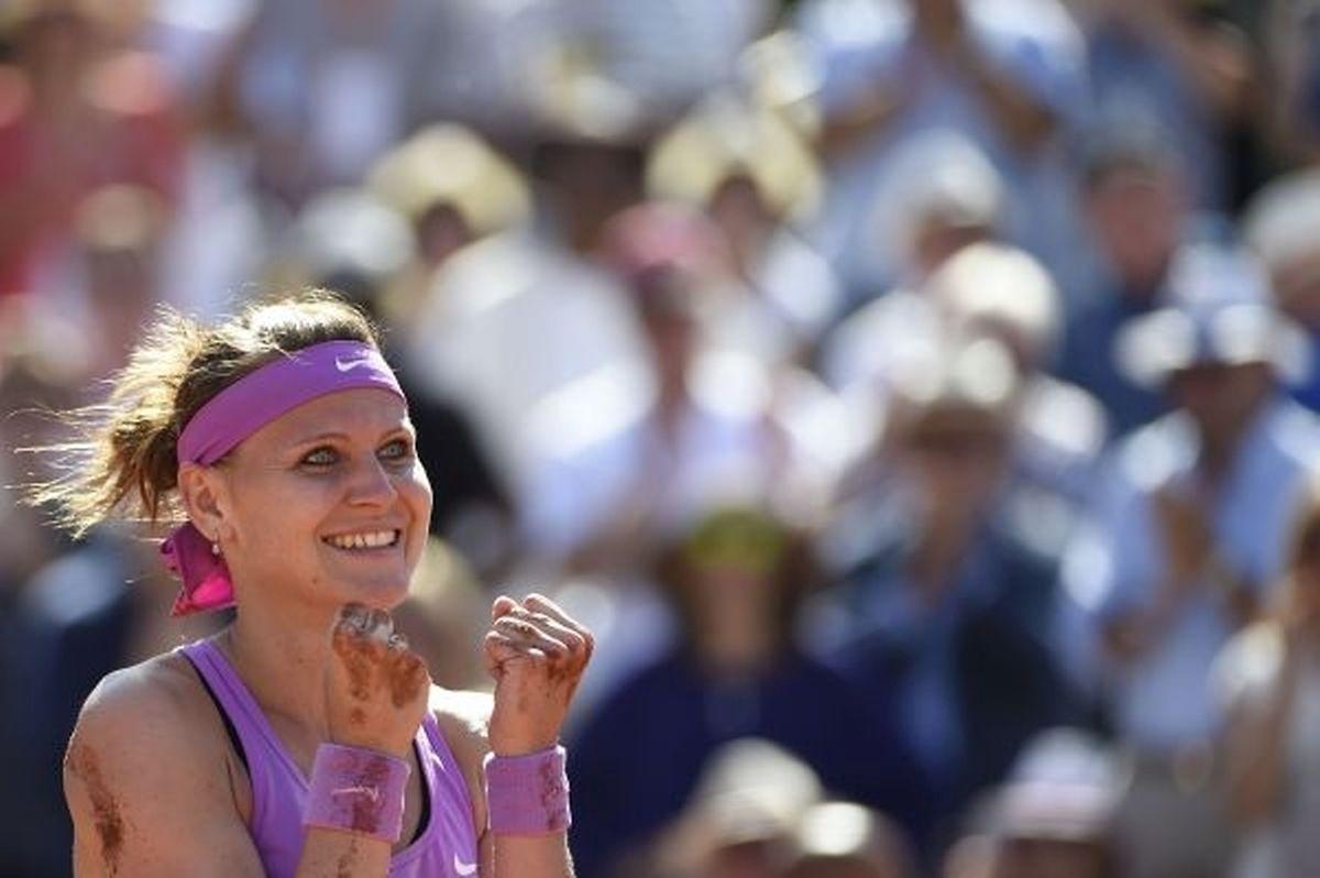 Lucie Safarova, finaliste du simple ET du double, cette année à Roland-Garros!