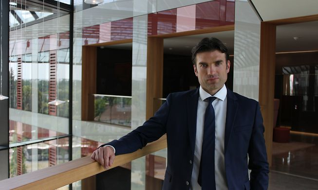 Remy Vincent, EY Luxembourg Partner (Ernst & Young SA)