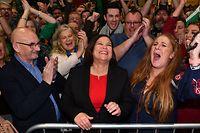 Mary Lou McDonald líder do Sinn Fein
