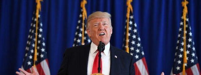 Donald Trump führt diplomatische Gepflogenheiten ad absurdum.