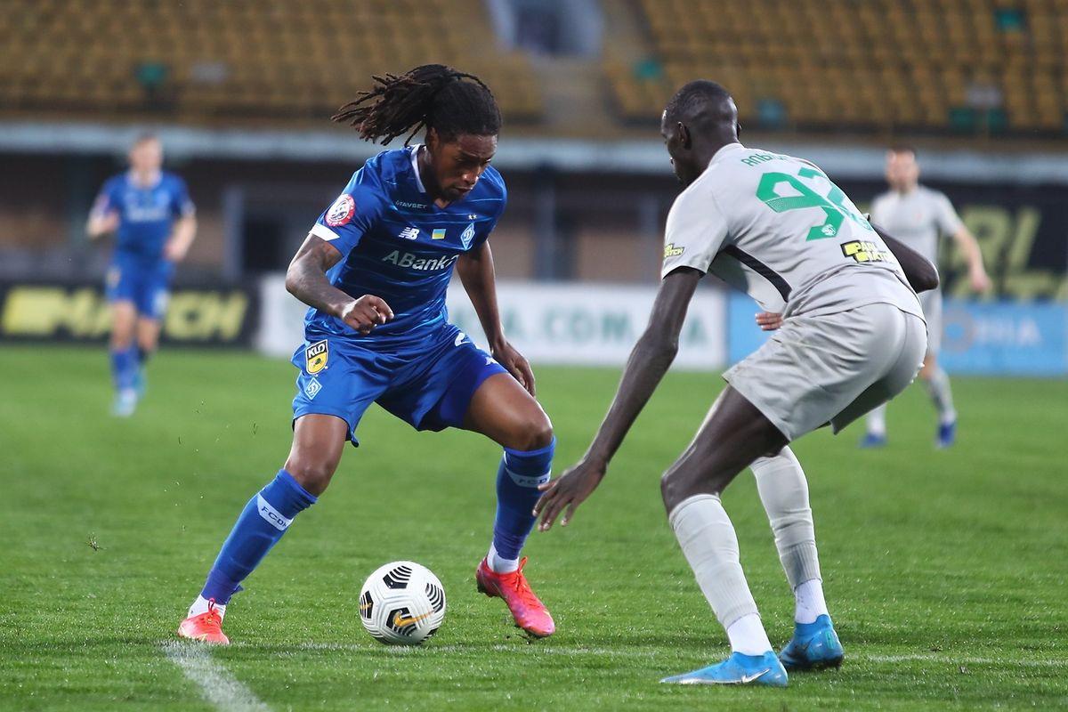 Gerson Rodrigues spielt eine starke Saison für Dynamo Kiew.
