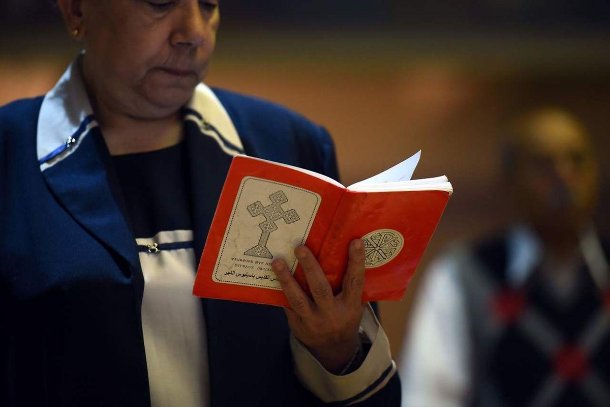 Die ägyptischen Katholiken - und nicht nur sie - bereiten sich derzeit auf den Besuch von Franziskus vor.