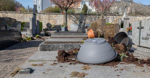 Zahlreiche-Gr-ber-auf-Oberkorner-Friedhof-besch-digt