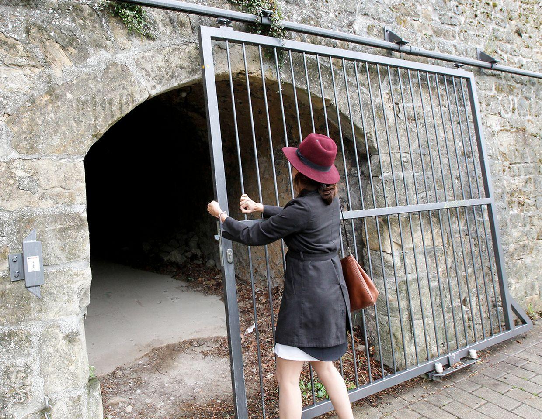 N'avez-vous jamais rêvé d'entrer dans les entrailles de la capitale et de découvrir ainsi les secrets de la Gibraltar du Nord?