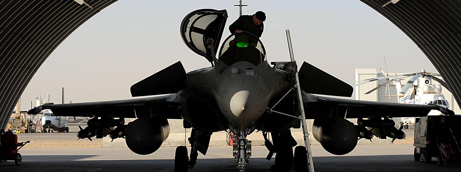 Une base aérienne en Belgique et cinq autres en Europe accueilleraient des ogives nucléaires américaines.