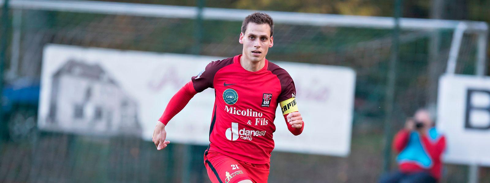 Mathias Jänisch und die Differdinger hoffen auf einen Derbysieg.