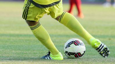 43 Fussball BGL Ligue 2015-16 zwischen Etzella Ettelbruck und RM Hamm Benfica am 22.08.2015 Abstoss oder Schmuckbild