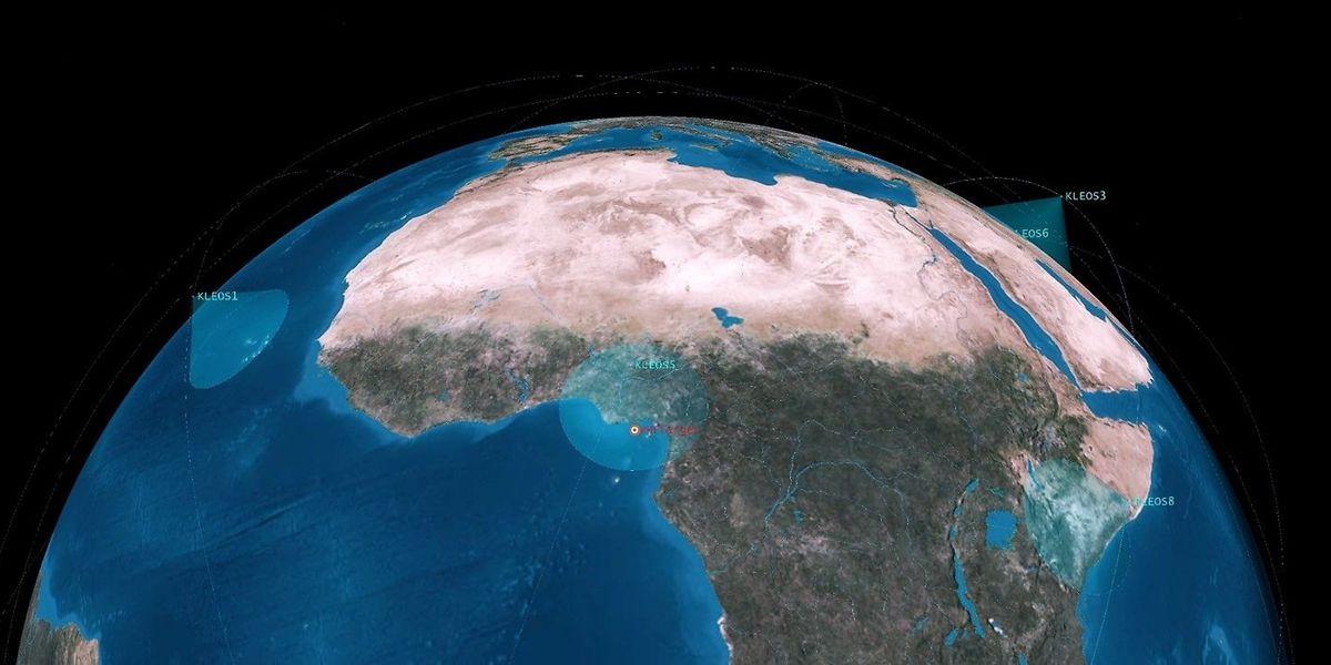 Les 20 satellites de Kleos se spécialiseront d'abord dans la surveillance maritime