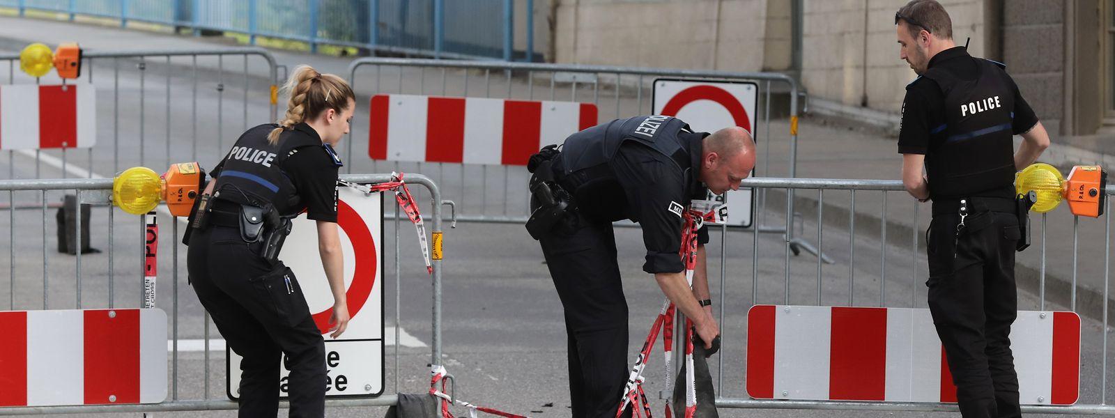 Dès samedi, le passage sera à nouveau autorisé entre l'Allemagne et le Luxembourg, comme ici à Remich