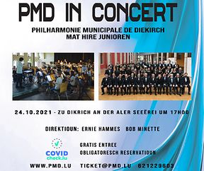 PMD in Concert