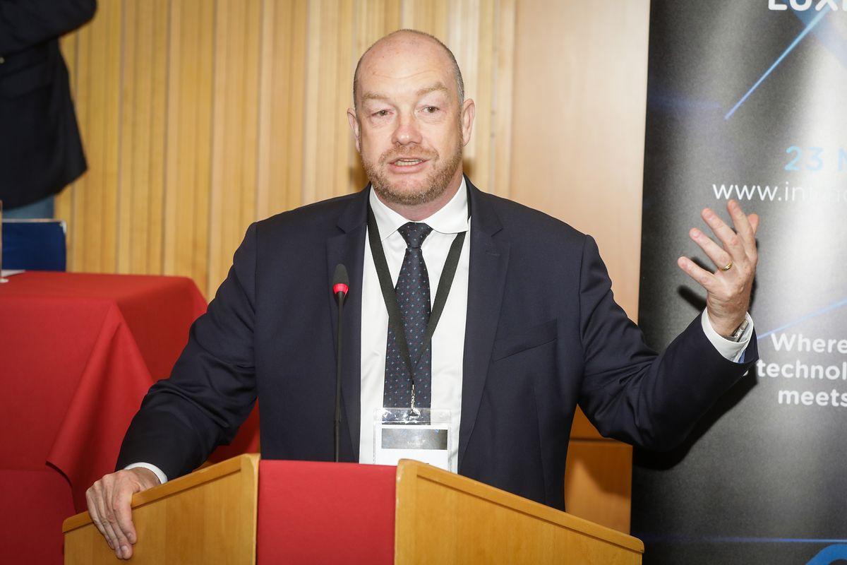 Fabrice Croiseaux est le président du Conseil d'administration de l'association Infrachain.