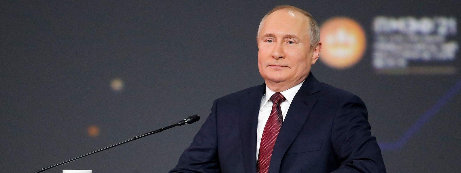 Russland hatte sich immer wieder für eine Rettung des Abkommens ausgesprochen.