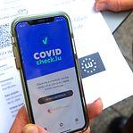CovidCheck esteve fora de serviço mais de quatro horas