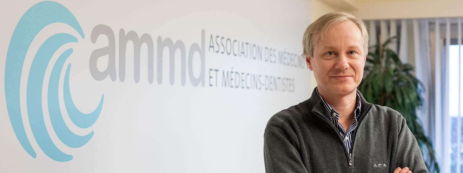 Die Entlastung der Krankenhausstrukturen ist eine der Maßnahmen, die für eine attraktive, zeitgemäße und patientennahe Versorgung notwendig ist, meint AMMD-Präsident Alain Schmit.