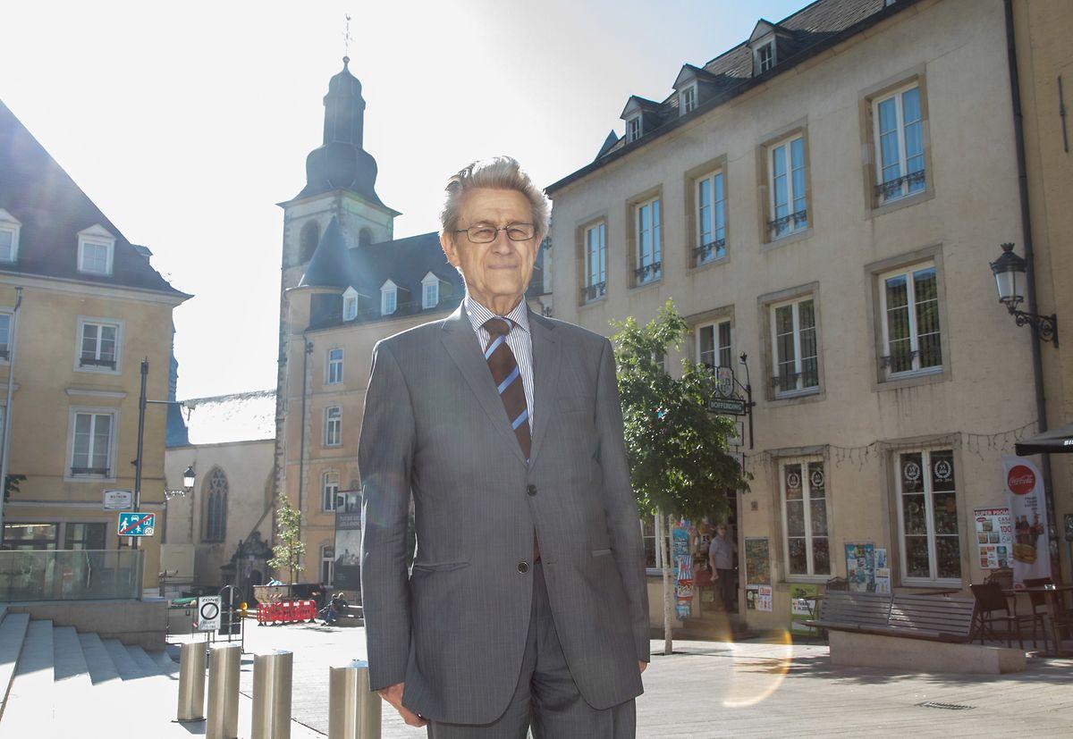 Paul-Henri Meyers: «Je crois qu'on doit avoir une attitude bienveillante à l'égard des personnes qui viennent au Luxembourg.»