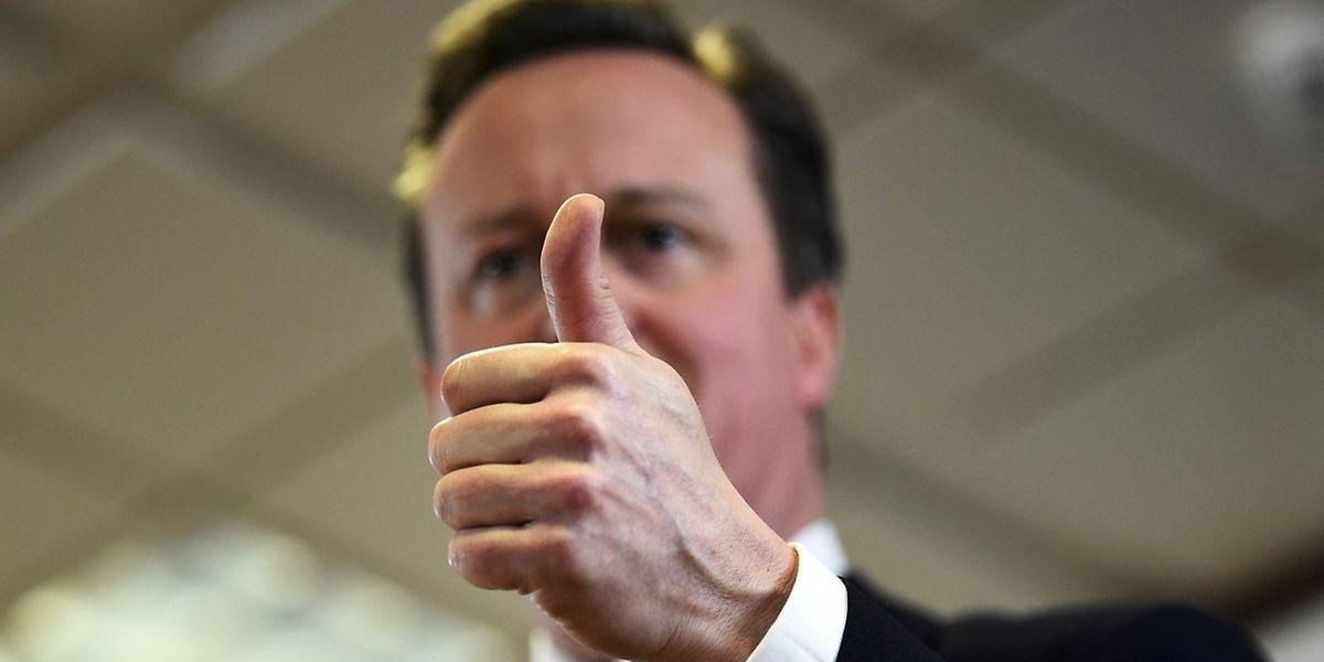 Mit einigen versprochenen Sonderregelungen konnte der britische Premier zurück nach London kehren.