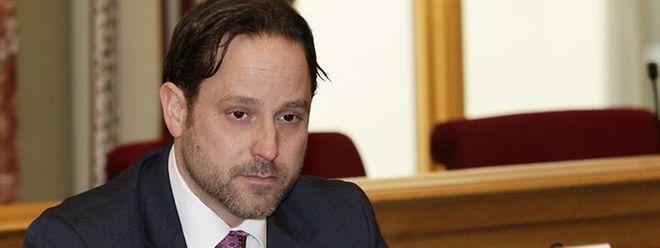 André Kemmer wurde auf Wunsch von Wirtschaftsminister Schneider zur Kriminalpolizei zurückversetzt.