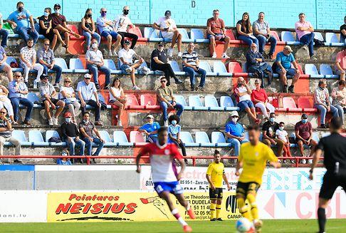 Sportveranstaltungen wieder mit Zuschauern