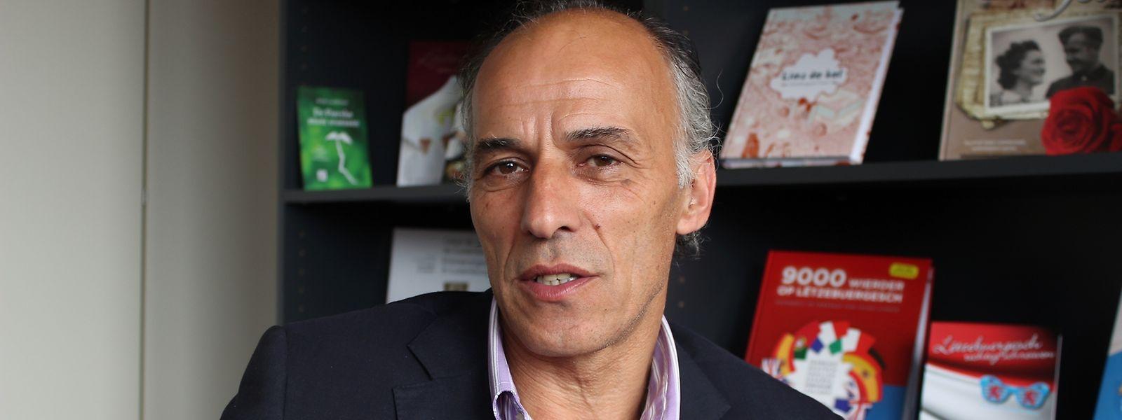 Luís Fonseca quer estádio cheio no Hamm Benfica - Tondela