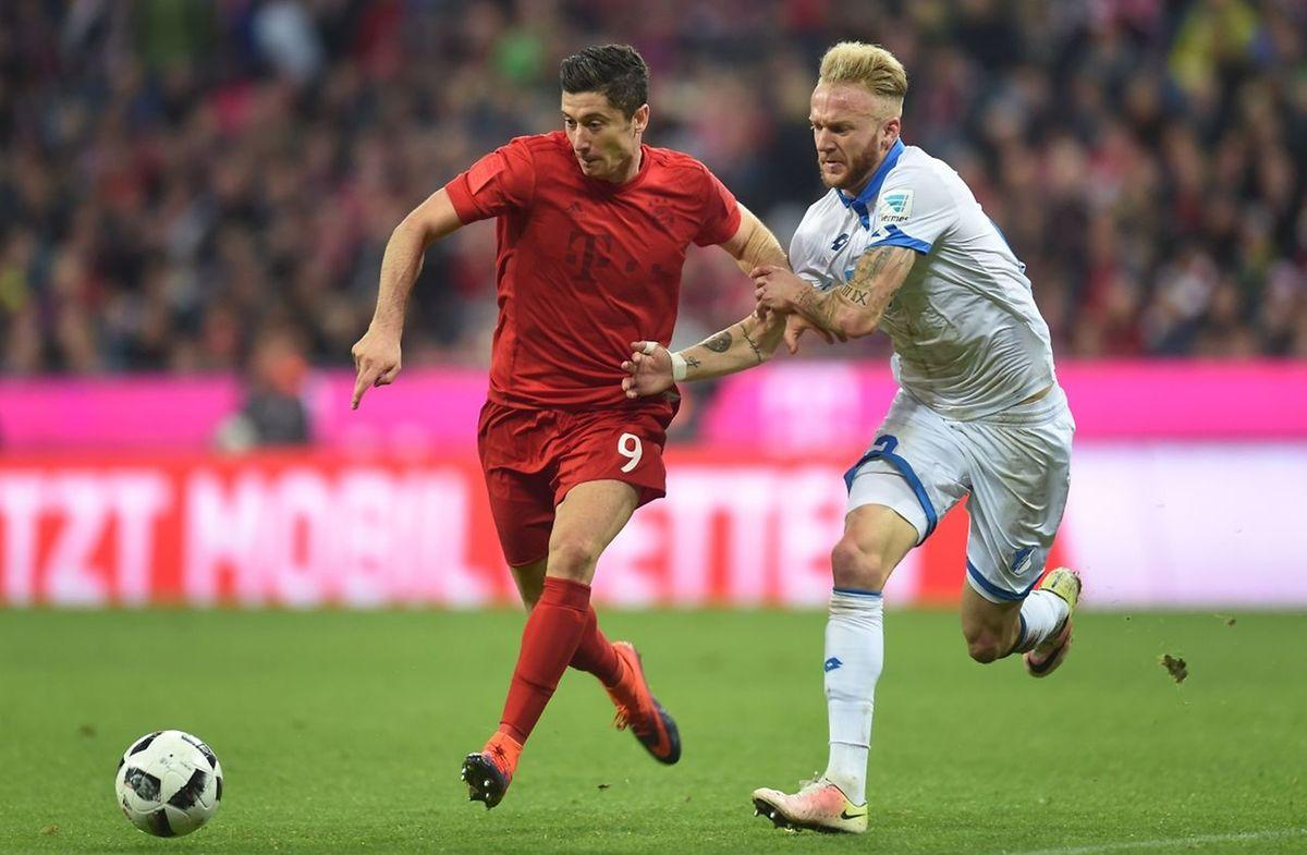 Robert Lewandowski et le Bayern se déplacent en toute confiance à Dortmund