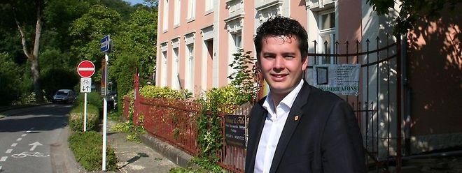 Lex Delles besitzt als DP-Politiker beste Verbindungen zur Regierung.