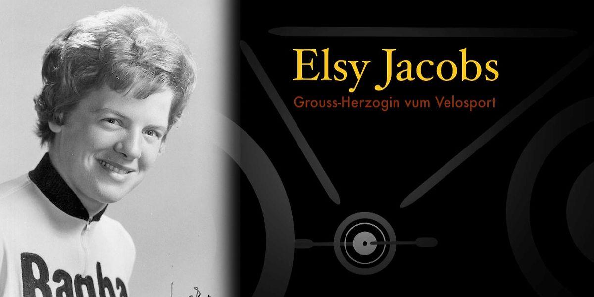 Der Luxemburger Radsportlegende Elsy Jacobs wurde ein Film gewidmet.