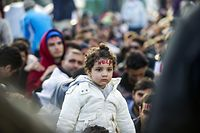 flüchtlinge, Menschenrechte, Foto: AFP
