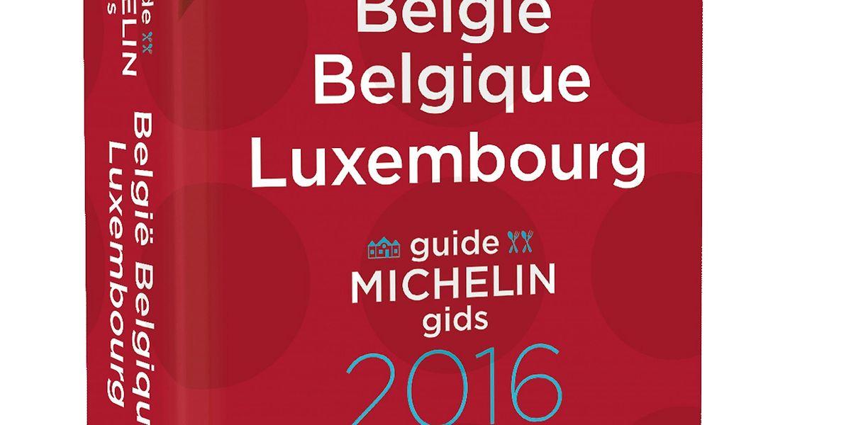 Michelin 2016 Deux Nouvelles étoiles Grand Ducales